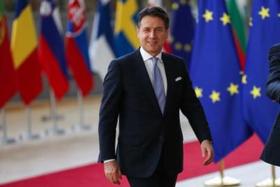 इटली के पीएम कोंटे का इस्तीफा, गठबंधन साझेदार पर सरकार गिराने का आरोप