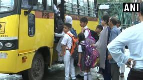जम्मू-कश्मीर में हालात सामान्य, सुरक्षा के बीच 14 दिन बाद खुले स्कूल