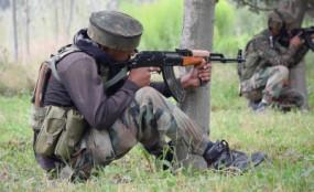 अनुच्छेद 370 हटने के बाद कश्मीर में पहली मुठभेड़, आतंकी ढेर, एक जवान शहीद