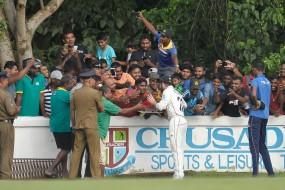 विलियमसन ने श्रीलंकाई फैंस के साथ कुछ ऐसे मनाया जन्मदिन, देखें फोटो और वीडियो