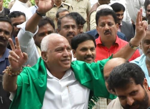 कर्नाटक को मिले तीन डेप्युटी CM, पॉर्नगेट मामले में फंसे नेता को भी मिला पद