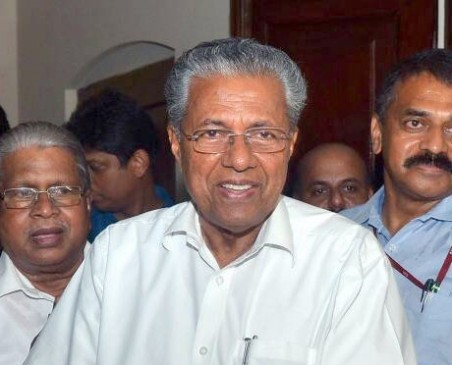 केरल बारिश : मुख्यमंत्री ने समीक्षा बैठक बाद कहा, घबराने की जरूरत नहीं