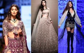 लैक्मे फैशन वीक: चौथे दिन पूजा, डायना और तारा का जलवा