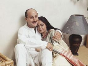 शादी की 34 वीं सालगिरह पर अनुपम खेर ने पत्नी किरण खेर के लिए लिखा इमोशनल नोट