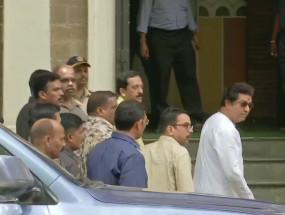 IL&FS मामला: साढ़े आठ घंटे ईडी ने की राज ठाकरे से पूछताछ, सुरक्षाबल थे तैनात