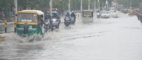 उप्र में मानसून ने फिर पकड़ी रफ्तार, बारिश ने दिलाई गर्मी से राहत