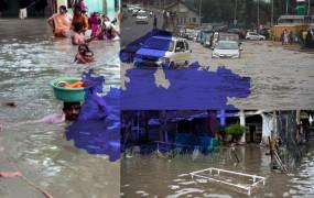 मध्य प्रदेश के 13 जिलों में सामान्य से अधिक बारिश, भोपाल में सबसे अधिक