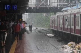 मूसलाधार बारिश से लगातार दूसरे सप्ताह पानी-पानी मुंबई