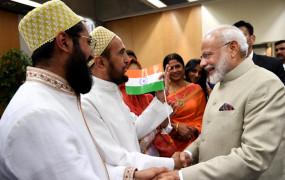 फ्रांस में मुसमलानों ने किया PM मोदी का स्वागत तो चिढ़ गया पाकिस्तान