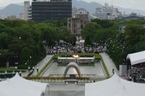 नागासाकी ने 74वीं एटम-बम की वर्षगांठ पर की परमाणु प्रतिबंध की मांग