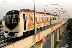 अब नागपुर मेट्रो का दिखेगा अजब नजारा, रेल ट्रैक के ऊपर बनेगा ब्रिज
