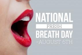 नेशनल फ्रेश ब्रेथ डे 2019: जानें सांसों से दुर्गंध आने के कारण और उपाय