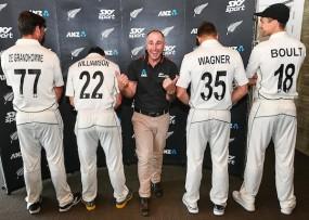 श्रीलंका सीरीज के लिए न्यूजीलैंड ने जर्सी नंबर की घोषणा की