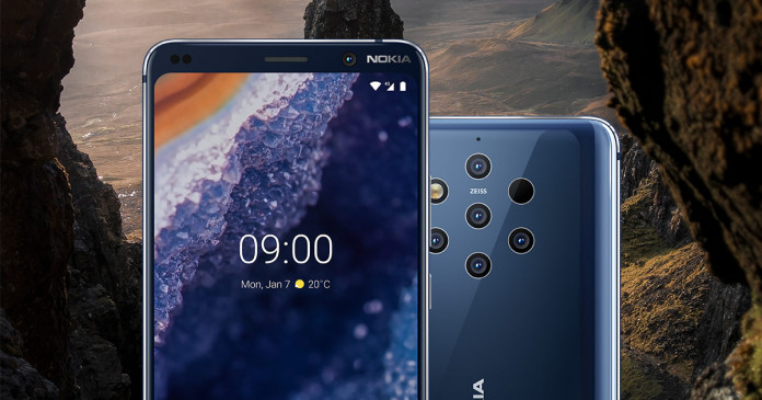 Nokia 9 PureView की कीमत में हुई भारी कटौती, जानें नई कीमत