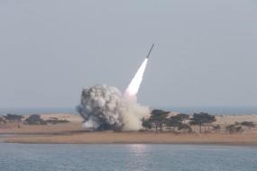 नॉर्थ कोरिया ने एक सप्ताह में तीसरी बार दागीं मिसाइलें, साउथ कोरिया चिंतित