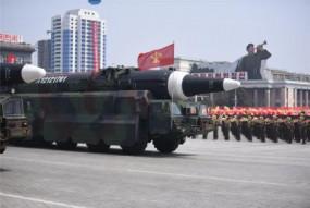 उत्तर कोरिया ने पूर्वी सागर में दागीं दो बैलिस्टिक मिसाइलें : सियोल