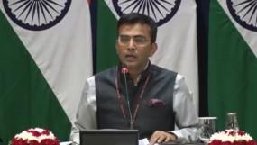 पाकिस्तान कश्मीर का सच स्वीकार करे : भारत