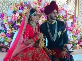 पाकिस्तान के तेज गेंदबाज हसन अली ने दुबई में भारतीय लड़की से की शादी