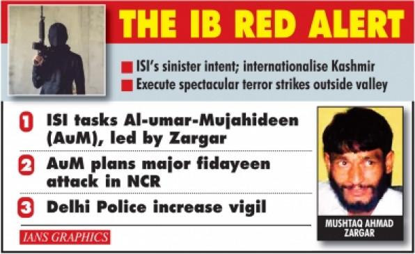 PAK के पोस्टर बॉय ने उड़ाई नींद, भारत में बड़े आतंकी हमले की तैयारी में ISI