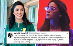पाकिस्तान की इस अभिनेत्री ने लगाया आलिया भट्ट पर चोरी का आरोप