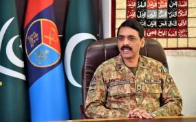 पाकिस्तानी सेना की भारत को गीदड़ भभकी