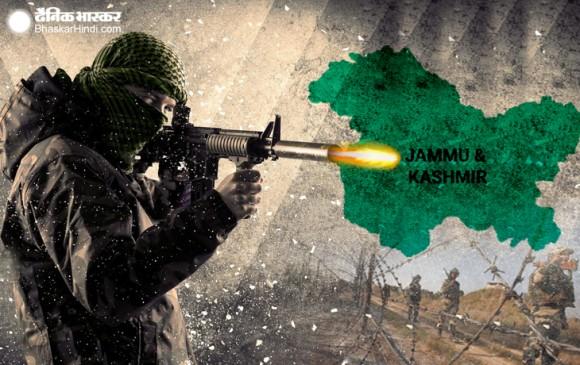 जम्मू-कश्मीर: सुरक्षाबलों पर हो सकता है आतंकी हमला, खुफिया एजेंसियों ने जारी किया अलर्ट