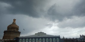 मप्र में छाए बादल, 18 जिलों में अगले 24 घंटों में भारी बारिश की संभावना
