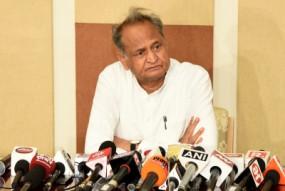 पहलू खान मामले की जांच में खामियों के लिए वसुंधरा जिम्मेदार: गहलोत