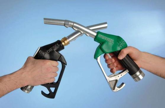 Fuel Price: पेट्रोल 8 पैसे और डीजल की कीमत में 12 पैसे प्रति लीटर की कटौती