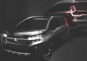 Maruti Suzuki XL6 की सामने आई तस्वीरें, 21 अगस्त को होगी लॉन्च
