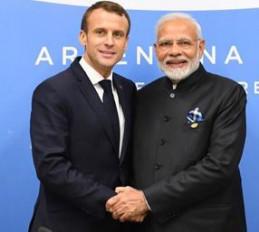 दो दिवसीय दौरे पर आज फ्रांस जाएंगे PM, राष्ट्रपति मैक्रों के साथ करेंगे वार्ता