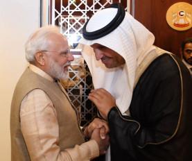 यूएई में PM, आज मिलेगा सर्वोच्च नागरिक सम्मान 'ऑर्डर ऑफ जायद'