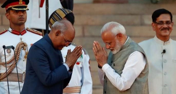 लद्दाख, जम्मू-कश्मीर 31 अक्टूबर से बन जाएगा UT, राष्ट्रपति की मंजूरी
