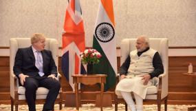 प्रधानमंत्री मोदी ने फोन पर की यूके पीएम से बात, भारतीयों के खिलाफ हिंसा का उठाया मुद्दा