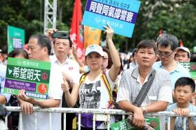 हांगकांग के हवाई अड्डे पर प्रदर्शनकारियों का कब्जा
