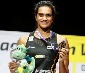 BWF बैडमिंटन वर्ल्ड चैंपियनशिप में गोल्ड जीतकर भावुक हुईं सिंधू