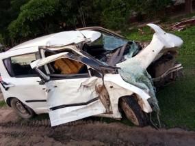 रायबरेली सड़क दुर्घटना : कार और ट्रक दोनों की रफ्तार तेज थी