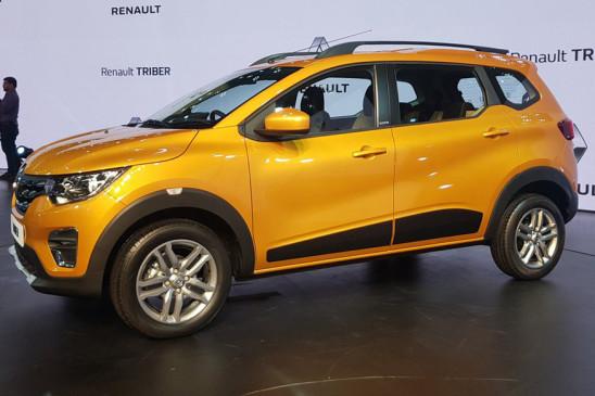 Renault Triber भारत में हुई लॉन्च, जानें कीमत