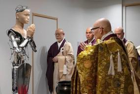जापान के इस मंदिर में रोबोट करता है पुजारी का काम