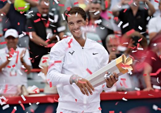 Rogers Cup 2019: नडाल-एंड्रेस्कू ने जीता टूर्नामेंट का खिताब