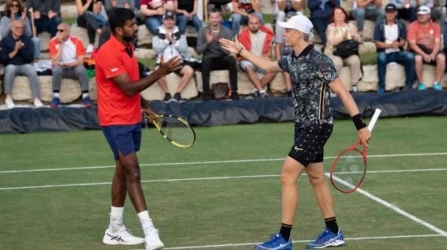 Rogers Cup 2019: बोपन्ना-शापोवालोव की जोड़ी सेमीफाइनल में हारकर बाहर