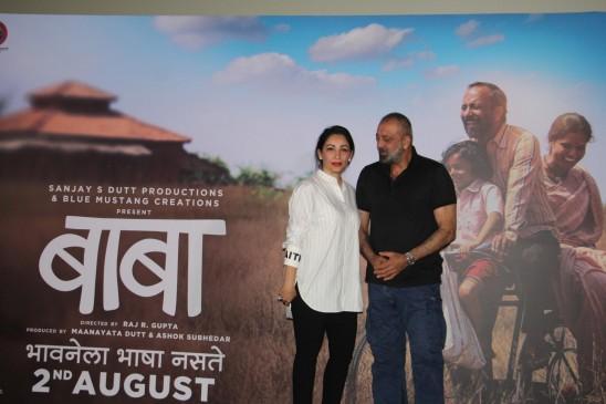 गोल्डन ग्लोब्स में दिखाई जाएगी संजय दत्त की मराठी फिल्म