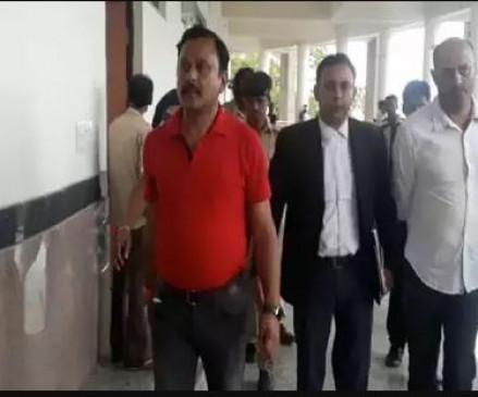 513 करोड़ के हवाला कांड के आरोपी ने किया सरेंडर, स्पेशल कोर्ट ने जेल भेजा