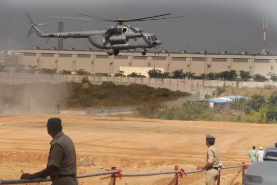 केंद्र के अलर्ट के बाद हैदराबाद हवाईअड्डे की सुरक्षा बढ़ाई गई