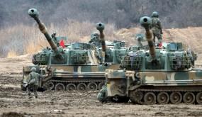 नॉर्थ कोरिया पर दबाव बनाने साउथ कोरिया के साथ जॉइंट एक्सरसाइज कर रही US आर्मी