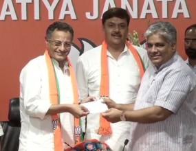 BJP में शामिल हुए सपा के पूर्व राज्यसभा सांसद संजय सेठ और सुरेंद्र नागर