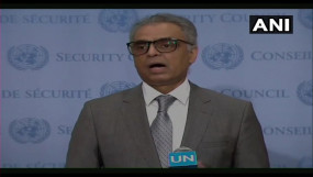 UNSC: भारत की पाक को दो टूक, बातचीत शुरू करने के लिए आतंक को रोकें