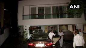 Live : चिंदबरम के घर दाखिल हुई CBI की गाड़ी, ED भी मौजूद... होंगे गिरफ्तार
