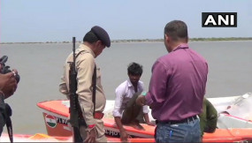 गुजरात: कच्छ में आतंकी अलर्ट, तेज हुई पेट्रोलिंग, पुलिस और CISF टीम ने की चेकिंग