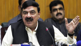 भारत-पाकिस्तान के बीच अक्टूबर में होगी जंग ! इमरान के मंत्री ने दी धमकी